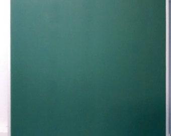 Vintage, Standing Chalkboard, Chalkboard Sign, Portable Chalkboard, Large, Green, Metal Frame, RhymeswithDaughter
