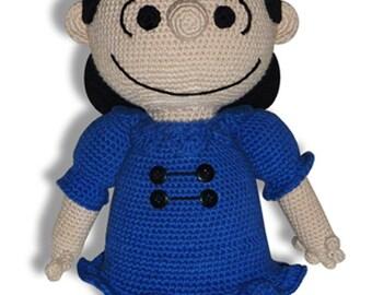 Crochet Pattern - Lucy van Pelt