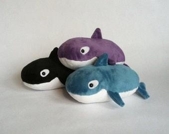 Orca Whale Plush