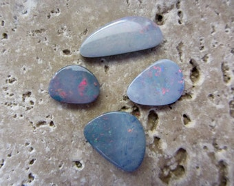 NAtural Opal Doublets 4