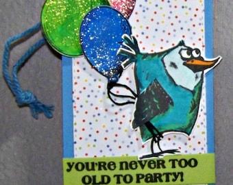 Happy Birthday...  Tag...