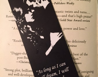 Jace Wayland quote - Clace Mortal Instruments by Cassandra Clare bookmark