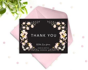 Bridesmaid thank you card | Etsy