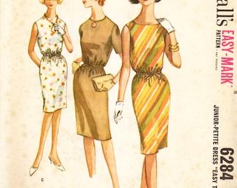 McCall's 6284 Slim Dress Sewing Pattern