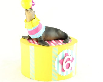 Custom Circus Animal Stand- Medium