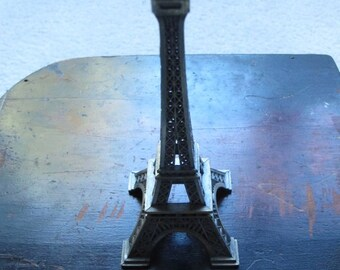 Paris Eiffel Tower Statue Paris Decor Eiffel Tower Ornament Eiffel Tower Decor La Tour D'Eiffel Paris France Art Deco Sculpture