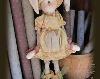 """Pattern: Priscilla - 20"""" Bunny"""