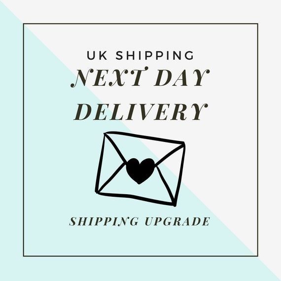 Baby Gifts Next Day Delivery Uk : Uk shipping upgrade next day delivery guaranteed by pm