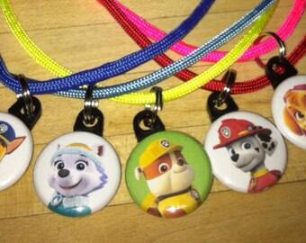 Paw Patrol Party Favor Necklaces