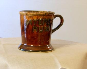 Vintage Myers's Rum Mug