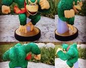 Custom Donkey Kong Amiibo