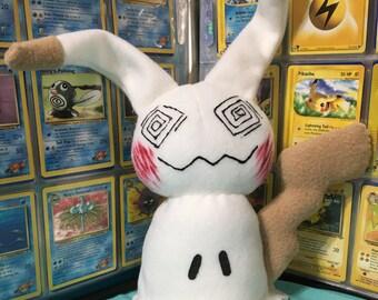 Made to Order Mimikyu Pokemon Plush