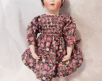 Porcelain Rosemary Doll - First in the Down the Garden Path Collection from 1991