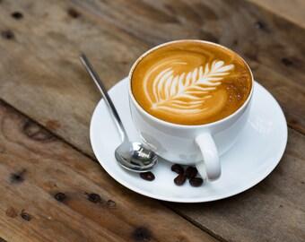 Cappuccino Coffee, Fresh Roasted  Coffee