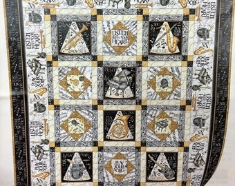 """Play Your Song Quilt Kit 58"""" x 70"""""""