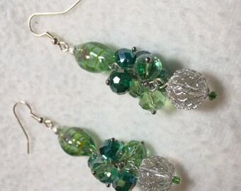 Emerald, Lime, Silver Wonder