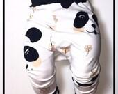 Legging baby panda