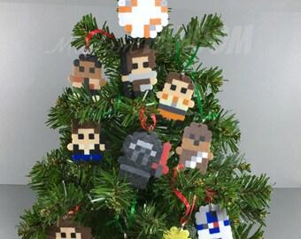 Avengers Ornament Set of 12 Mini Ornaments I Avengers