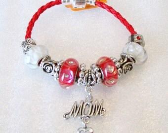 1219 - NEW - MOM Bracelet