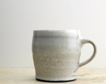 mug 16.3 handmade stoneware coffee mug