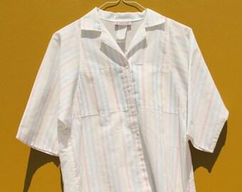 Vintage Rainbow Shirt