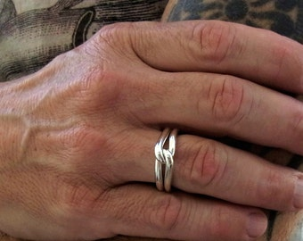 Men engagement ring. Male ring. Men ring. Sterling ring. Man wedding ring. Anniversary gift. Men's promise ring. Wedding ring for men
