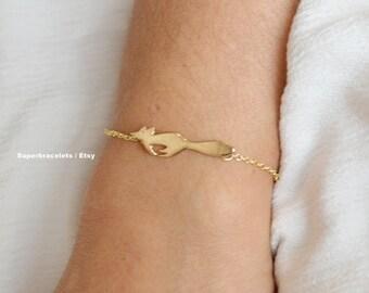 gold silver fox bracelets , fox bracelet, fox bracelets, animal bracelet, animal, fox, animal bracelets, fox jewelry, silver fox, gold fox