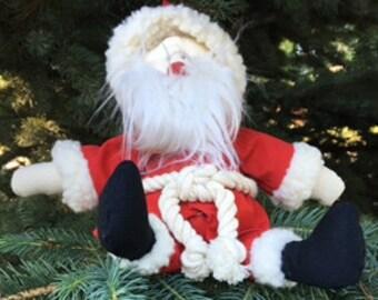 Santa Plush Doll