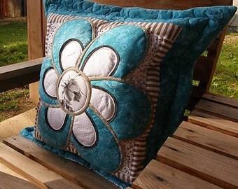 Wildflowers No.2 - pillow flower