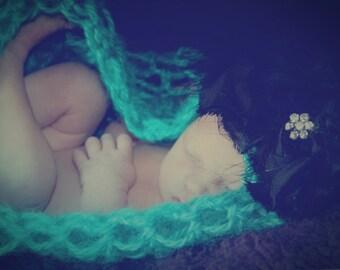 Photo Prop Baby Cocoon