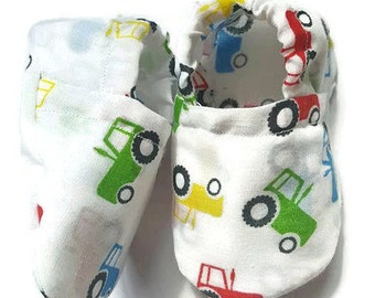 Baby Shoes Baby booties Crib Shoes Boys Girls Infant Toddler Soft Sole slippers baby shower gift new baby fabric shoes cotton slipper infant