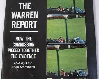 Life Magazine October 2 - 1964 The Warren Report Edition