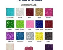 Glitter Fine Glitter 1 Pound, Rainbow of Colors,  You Pick BULK Glitter 16 ounces
