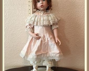 """20"""" Porcelain Girl Doll"""