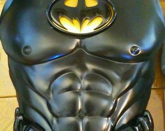 Batman Panther Chest, utility belt and symbol
