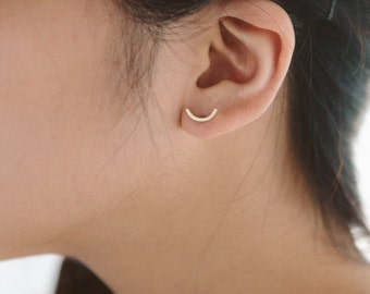 Curve Earrings - 010400016-010400018