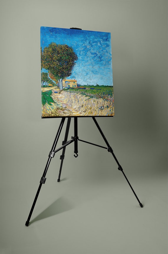 A Lane near Arles | Vincent van Gogh Mirror Wrap HP Professional Canvas