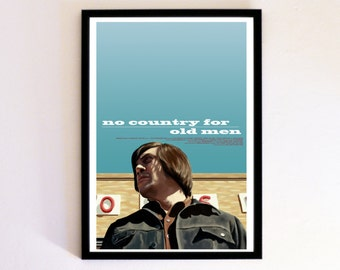No Country For Old Men Alternative Movie Poster