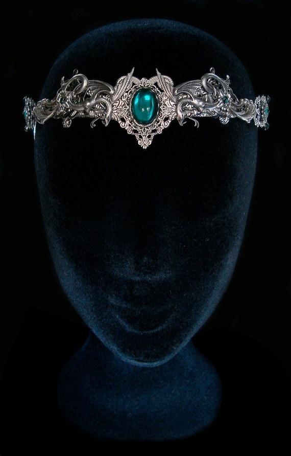 Snake Crown Salazar Slytherin Salazar Headdress Harry Potter