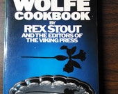 The Neo Wolfe Cookbook by Rex Stout