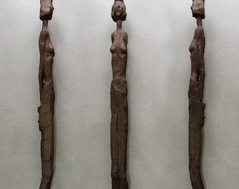 Sculpture, sculpture, 163cm, Einzelstück