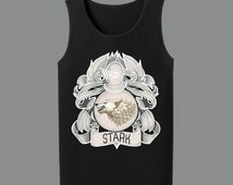House Stark Game of Thrones Tank Top