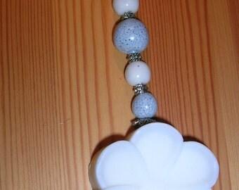 SOAP, soap pendant chain, home decor, decorative soap, aromatherapy, air freshner