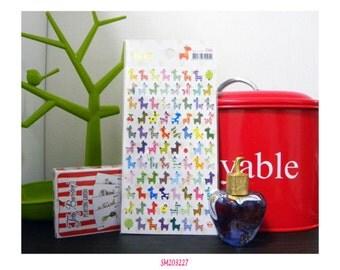 Sticker Giraffe SM203227
