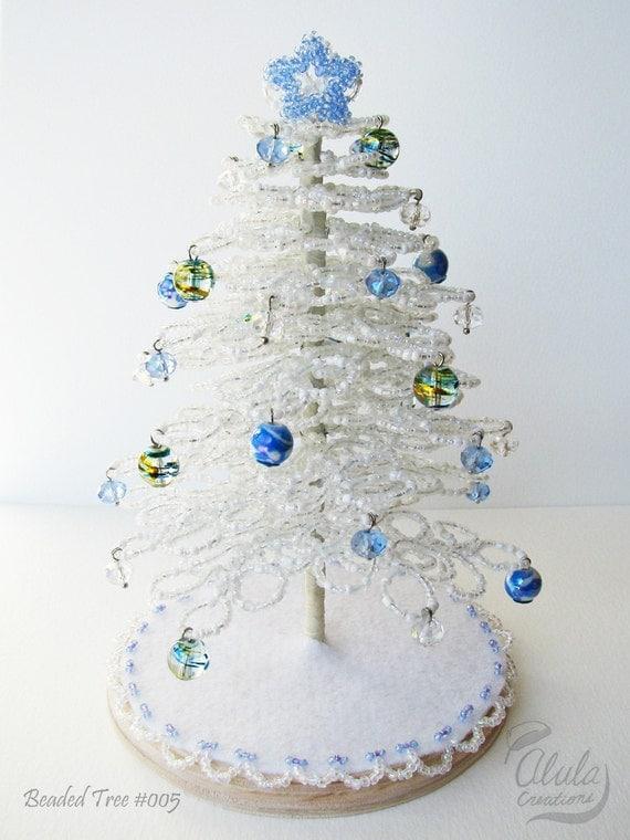 Grey Christmas Tree Skirt