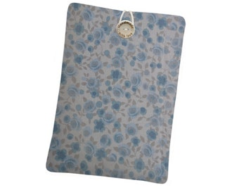 Nook Sleeve, iPad Cover, iPad Mini Case, Kindle Cover, Kindle Fire Case, Kindle Paperweight Case, Nook Cover, Kobo Case, Small Blue Blossoms