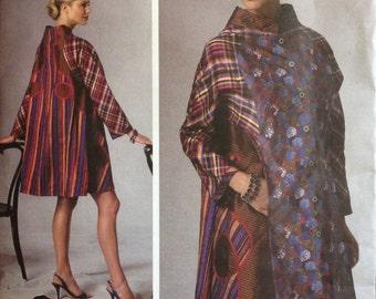 Vogue 1441 - Koos Van Den Akker Couture Jacket Continuous Bias Applique - Size XS S M