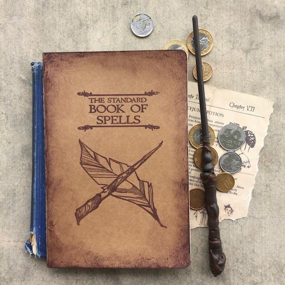 Harry Potter Book Cover Ideas : Harry potter notebook sketchbook hogwarts