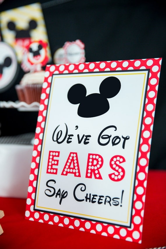 Trust image within free printable mickey mouse signs