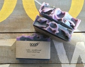 Hand Crafted Bar Soap - Violet Sandalwood